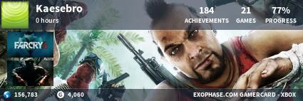 Xbox Gamercard 2